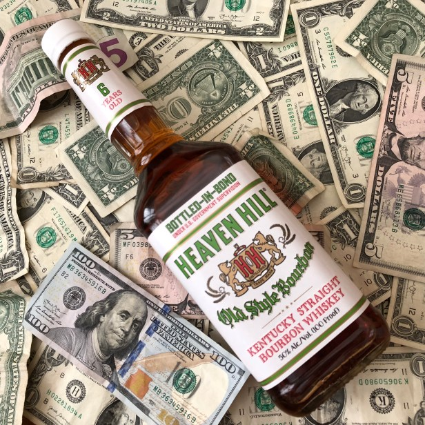 Heaven Hill Bottled-in-Bond