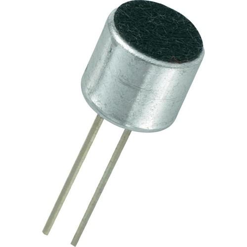 Electret Condenser Microphone Schematic