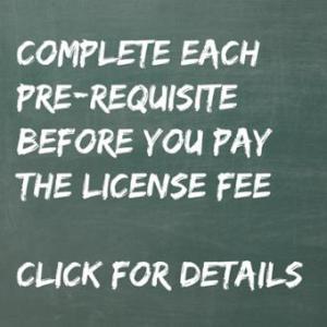 Facilitator License Fee