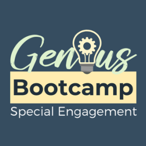 Genius Bootcamp SPECIAL ENGAGEMENT