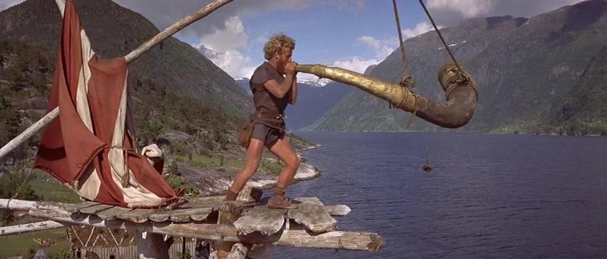 Resultado de imagen de the vikings 1958