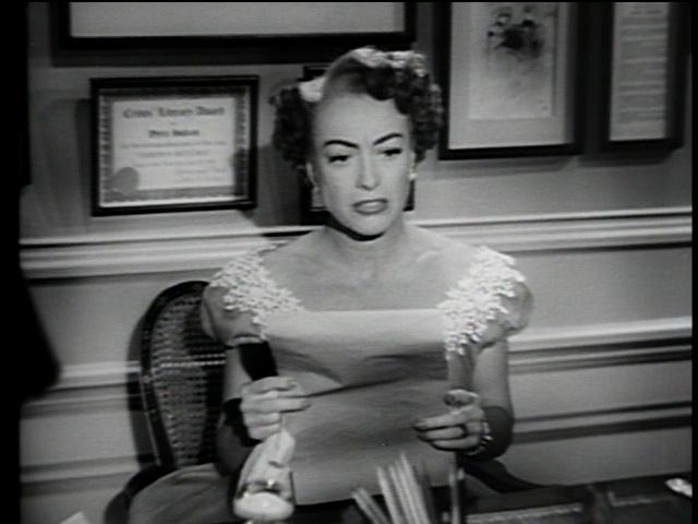 Sudden Fear 1952 David Miller Joan Crawford Jack Palance Gloria Grahame FilmNoir