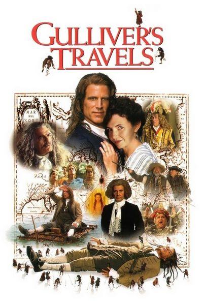 Le Voyage De Gulliver Film : voyage, gulliver, Gulliver's, Travels, (1996), Danson,, Steenburgen,, James, Adventure,, Family,, Fantasy, RareFilm