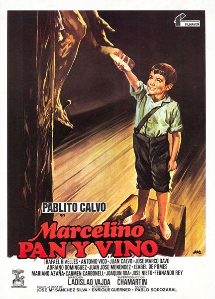 Marcelino Pan y Vino - YouTube