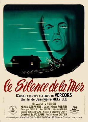 Le Silence De La Mer Film : silence, RAREFILMSANDMORE.COM., SILENCE, (1949)