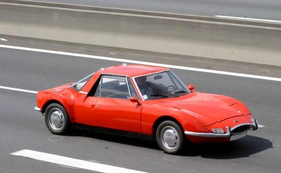 MATRA Rare French Sports Cars