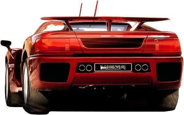 mega-track rear