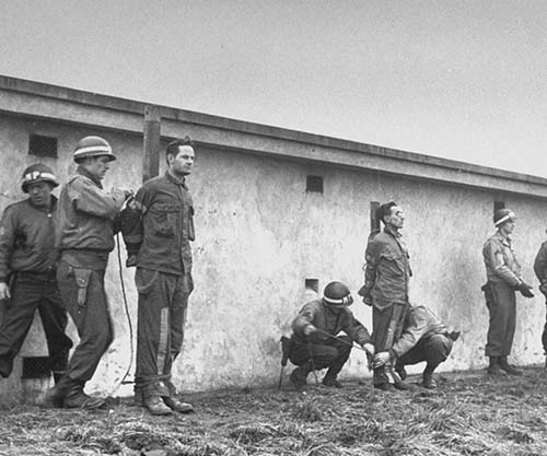 Recommend german soldiers hanging women