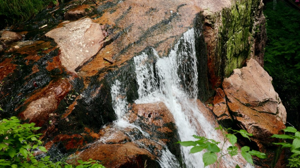 attractions near Flume Gorge
