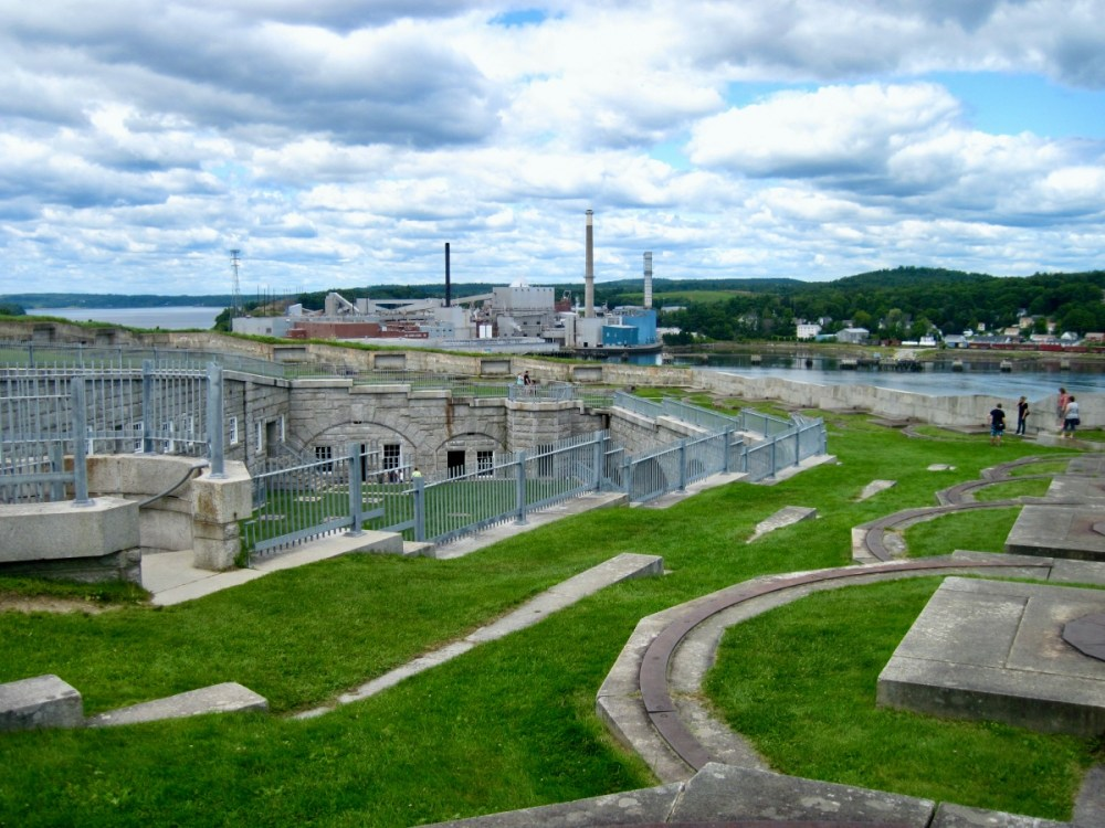 penobscot fort knox and acadia