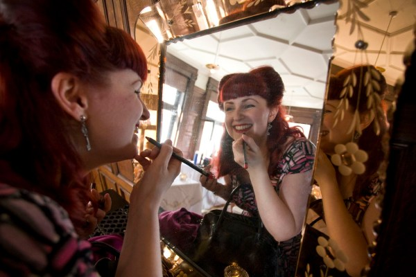 Image of lipsticklori at 'Coquette' by Rosie Reed Gold