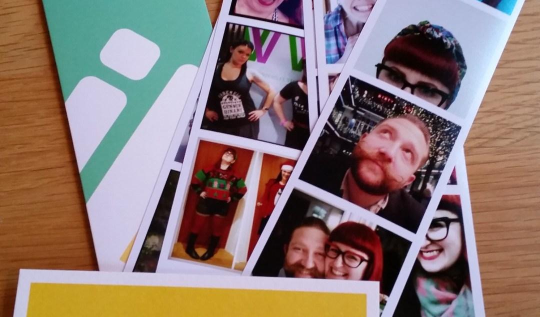 Cheerz strips, featuring lipsticklori's Instagram photos
