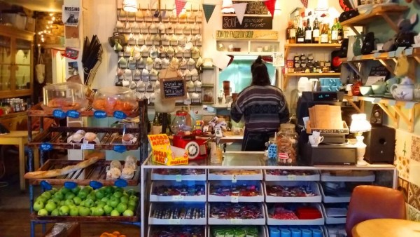 The Haberdashery Crouch End. Image via londonkjokken.com
