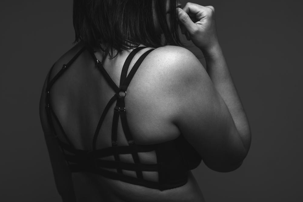 Pique Lingerie, photography by Maria Vaorin
