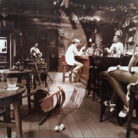 Led Zeppelin  In Through The Out Door  all 6 sleeve
