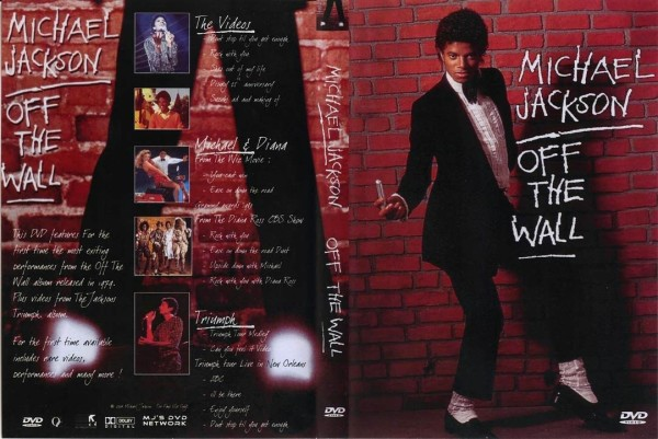 Dream About Wallpaper Falling Off Michael Jackson Off The Wall Video Collections Dvd