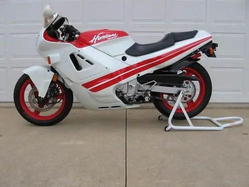 Hurricane Honda 1987 Hobbiesxstyle