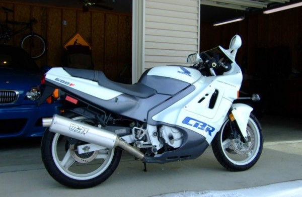 88 Honda Hurricane 1000