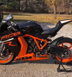 for a too brief period of time ktm offered a raucous 1195cc 75 degree v twin encased in a stout trellis frame and enveloped in bodywork that could only be  [ 1024 x 768 Pixel ]