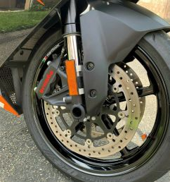 i am the original owner of this 2014 ktm rc8r 1190 i purchased the bike in march of 2014 from thousand oaks the bike runs perfect and looks beautiful  [ 1200 x 1600 Pixel ]