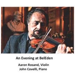 Aaron Rosand Plays at BelEden (DVD)