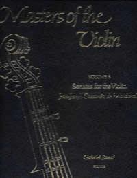 Banat, GabrielMasters of the ViolinVolume 5