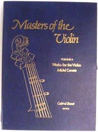 Banat, GabrielMasters of the ViolinVolume 6