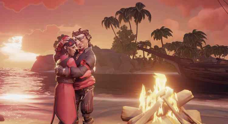 Sea of Thieves Rare Thief Guide for Wild Rose