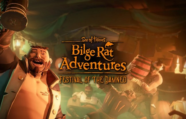 Sea of Thieves, Festival of the Damned, Halloween 2018