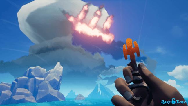 Ashen Ship Cloud