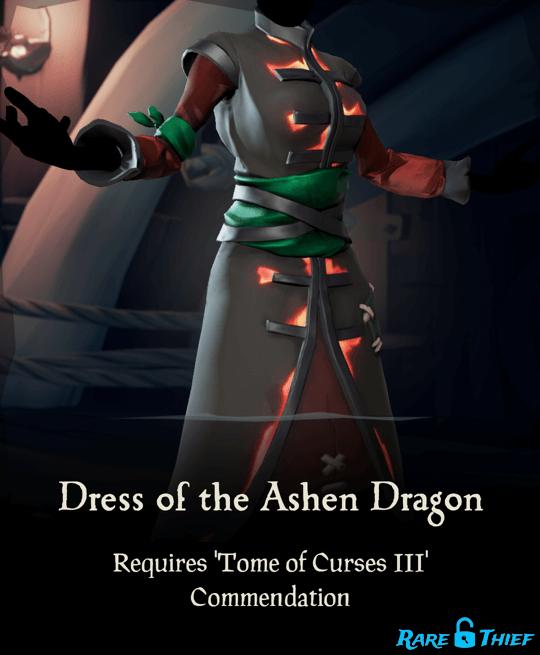 Dress of the Ashen Dragon