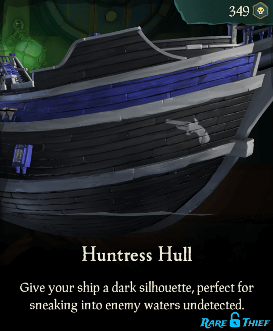 Huntress Hull