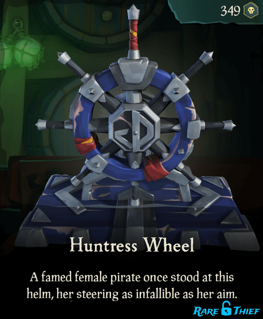 Huntress Wheel