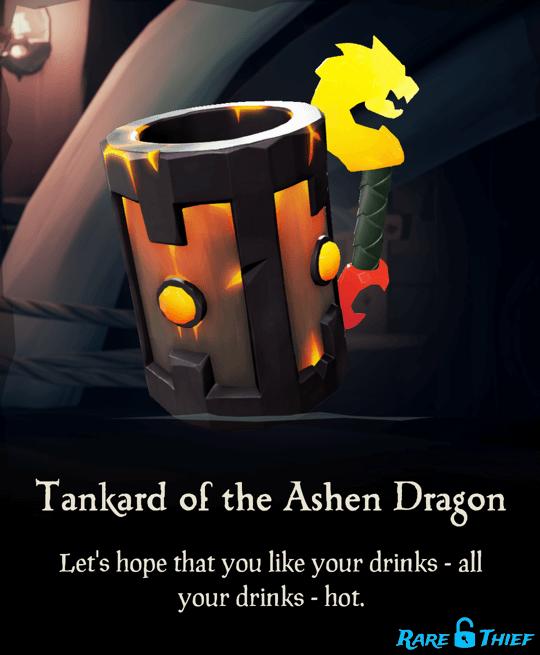 Tankard of the Ashen Dragon