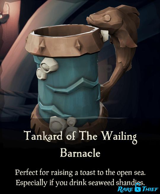 Tankard of The Wailing Barnacle