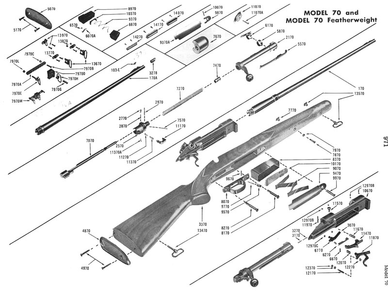 1873 Winchester Takedown Disassembly Manual