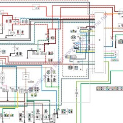 Tachometer Wiring Diagram For Motorcycle Grow Model Yamaha Motorcycles Library Image