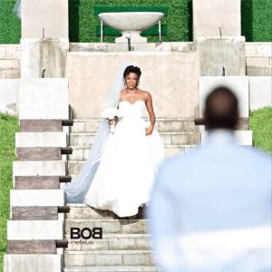 GAB UNION - WEDDING - RAROLAE.COM