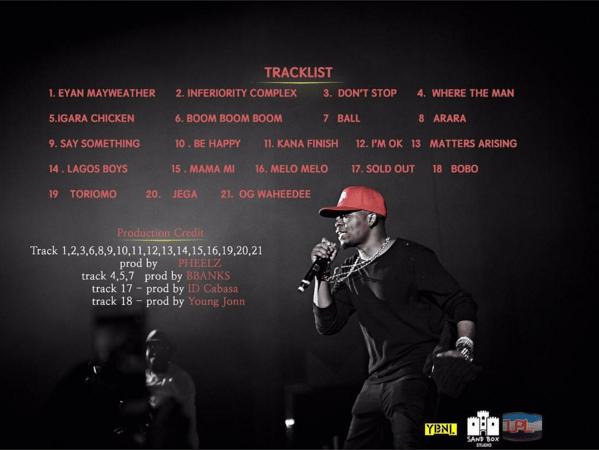 Olamide-Eyan-Mayweather-Tracklist