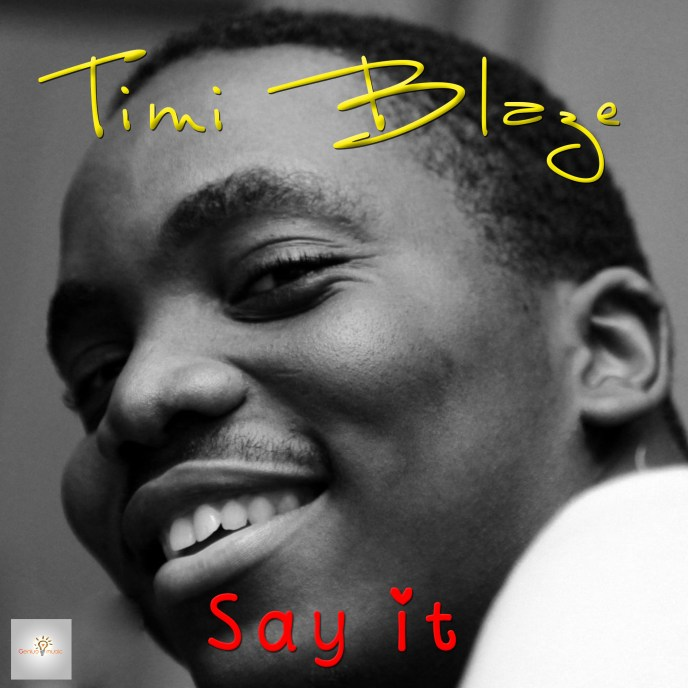 Say It Cover