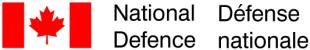 Le Ministère de la Défense nationale et les Forces armées canadiennes