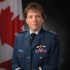 Brigadier-General Lise Bourgon