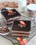 Resep Dessert Box Coklat