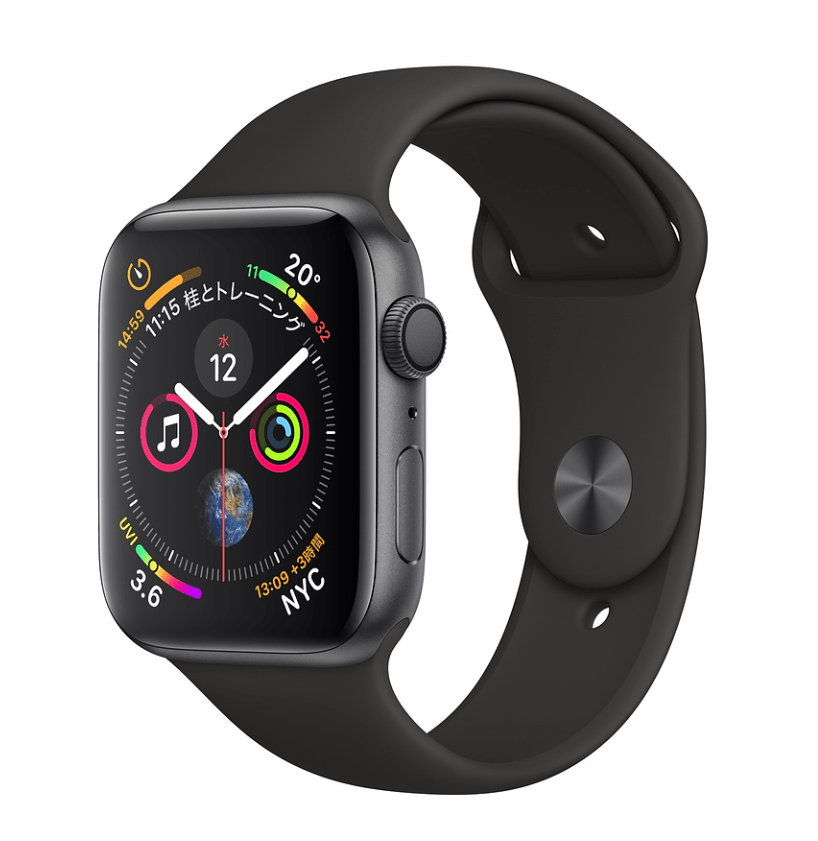 Apple Watch series4 GPSモデル