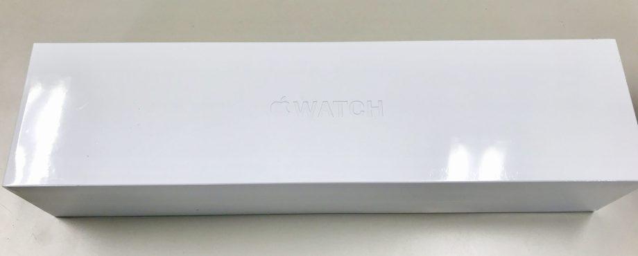 Apple Watch series4 ステンレスモデル 化粧箱