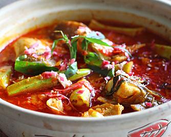 Curry Fish Head