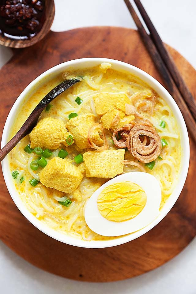 Indonesian Soto Ayam Step By Step
