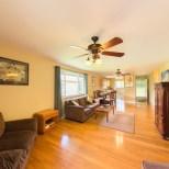 Living Room in 3 Bedroom Home