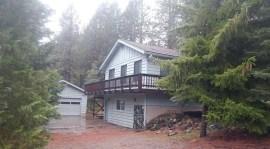 Side view Mt Shasta Retreat Center