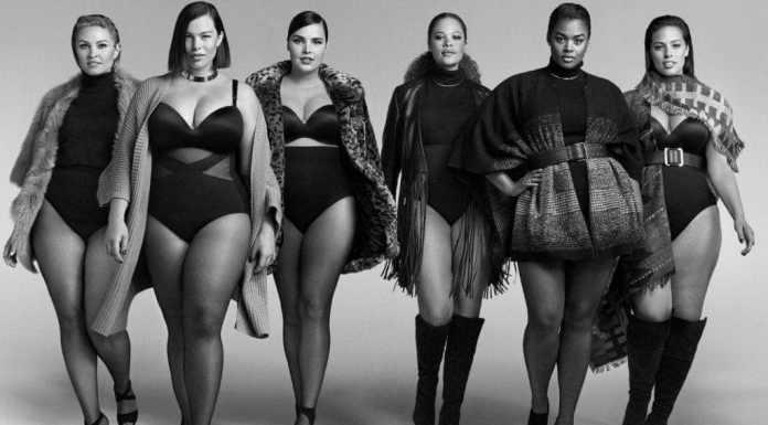 Plus Size Models Size Privilege